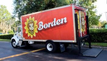 Borden Dairy se declara en bancarrota