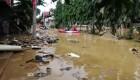 Lluvias azotan Indonesia