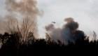 Australia: humo de los incendios llega a América del Sur