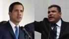 Tensión en la Asamblea Nacional entre Guaidó y Parra