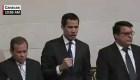 Guaidó: Nos corresponde instalar el periodo de sesiones