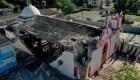 Fuertes imágenes que dejaron los sismos en Puerto Rico