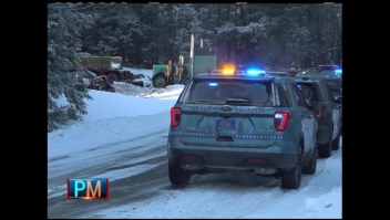 Accidente de tránsito cierra la carretera I-95 en Maine