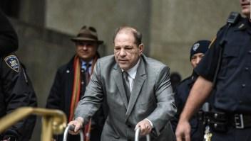 Nueva acusación de abuso sexual contra Harvey Weinstein