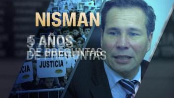 Nisman: 5 años de preguntas, programa de CNN en Español