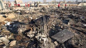 176 muertos en accidente de avión ucraniano en Irán
