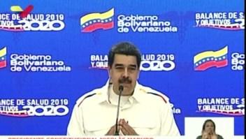 Maduro: Hay un show en la Asamblea Nacional