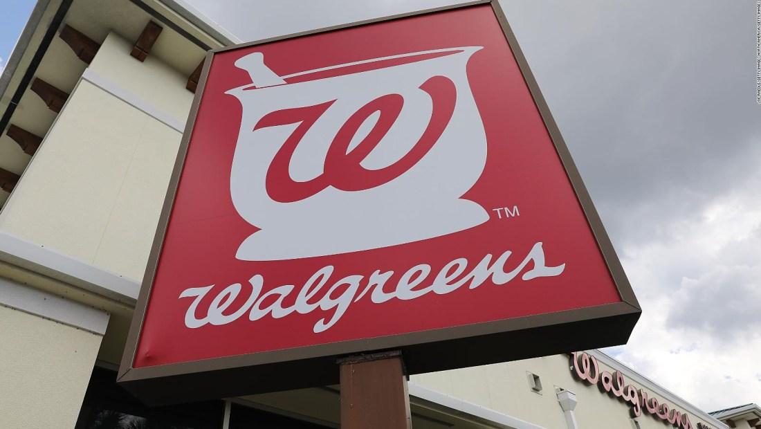Acciones de Walgreens caen 5,8%