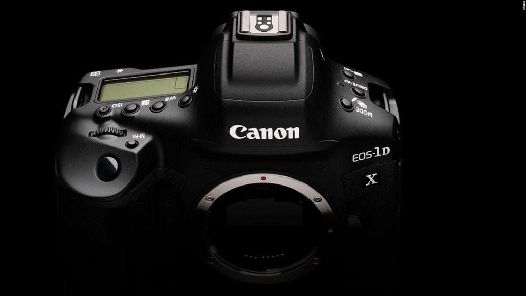 Esta es la novedad de Canon en el CES