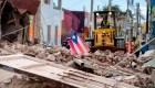 Puertorriqueños viajan a EE.UU. tras sismos