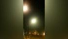 Video mostraría el impacto con un misil al vuelo ucraniano