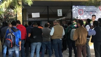 Tiroteo en escuela de Torreón dejó dos muertos