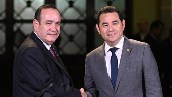 Desafíos para Alejandro Giammattei en Guatemala