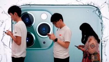 El IPhone en China logra un impulso inesperado