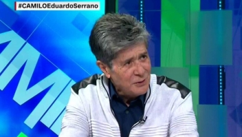 "Eduardo Serrano: ""Un actor que no es vanidoso no es actor"""