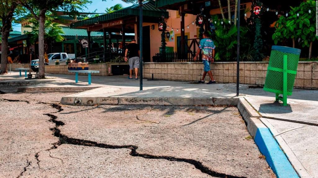 El sismo de 5,2 en Puerto Rico en primera persona