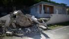 Salen huyendo de Puerto Rico tras sismos