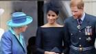 Reina apoya decisión de Duques de Sussex