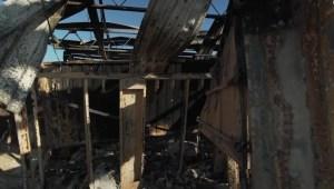 Exclusivo: así quedó la base aérea Al-Asad tras el ataque