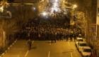 Protestas en Irán por el derribo del avión ucraniano