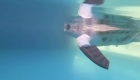 Tortuga vuelve a nadar gracias a una prótesis