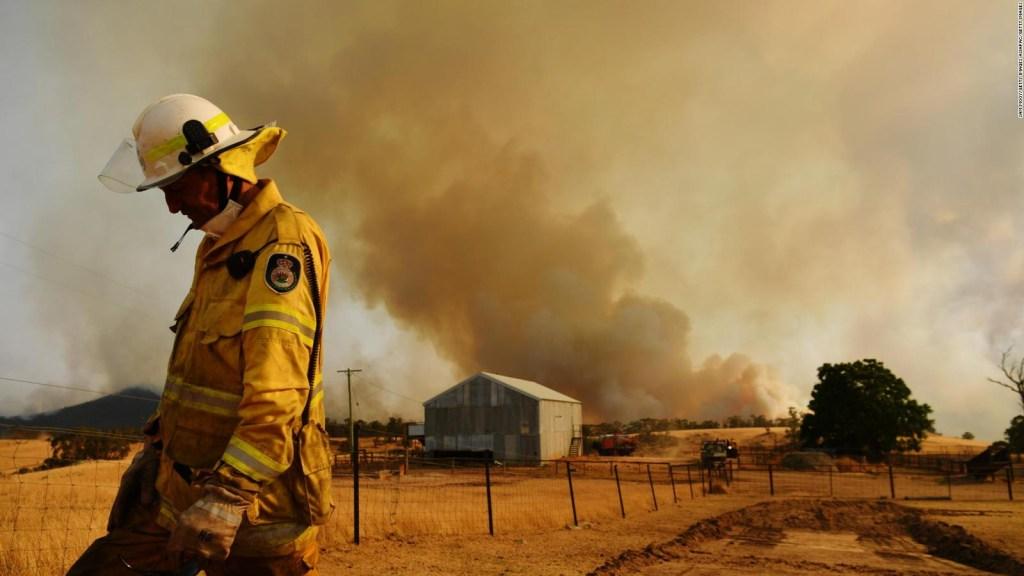 ¿Los incendios empeoran el calentamiento global?