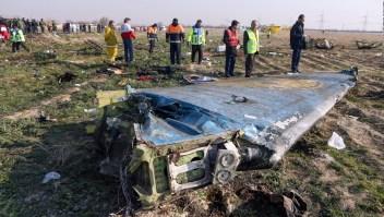 Detenciones en Irán por derribo de avión ucraniano