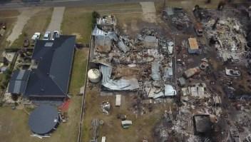 La vida en un poblado en Australia tras los incendios