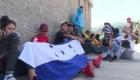 Honduras: alientan a nueva caravana de migrantes