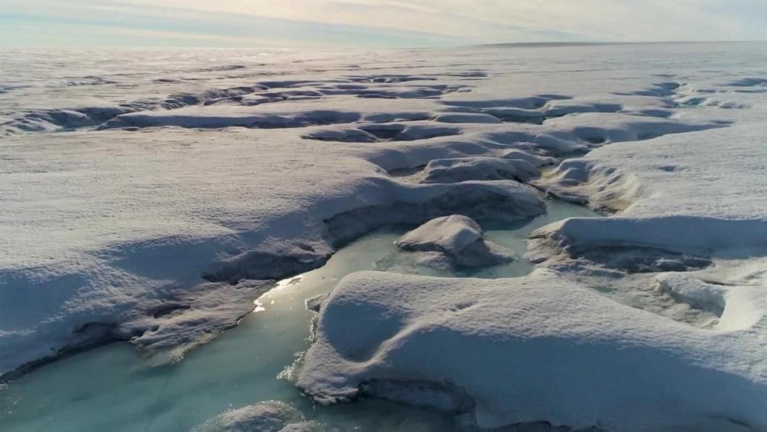 ¿Se derrite Groenlandia?