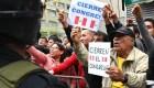 Avalan medida de disolución del Congreso de Perú