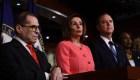 Pelosi nombra a los gerentes que enfrentarán a Trump