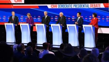 Demócratas sobre cómo vencerán a Trump