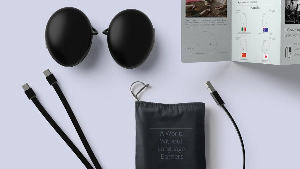 Ambassador, el 'audífono' que traduce en tiempo real