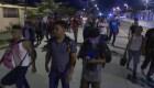 Una nueva caravana de migrantes sale desde Honduras