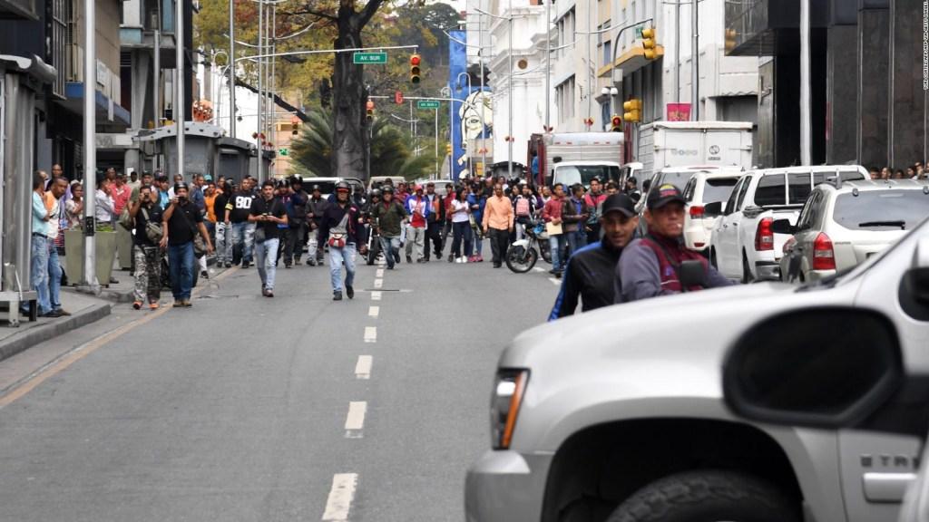 """Guaidó, sobre el ataque: """"Los emboscaron brutalmente"""""""