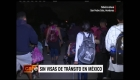 Restringen el paso a nueva caravana de migrantes