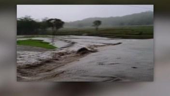 Fuertes lluvias traen alivio y riesgos en Australia