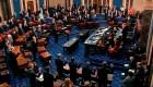 Duelo de argumentos en el Senado