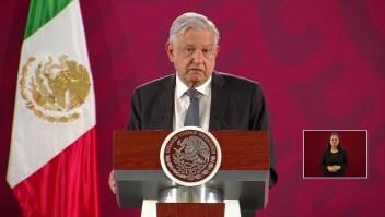 """AMLO sobre carteles: """"Ya no cuentan con protección del gobierno"""""""