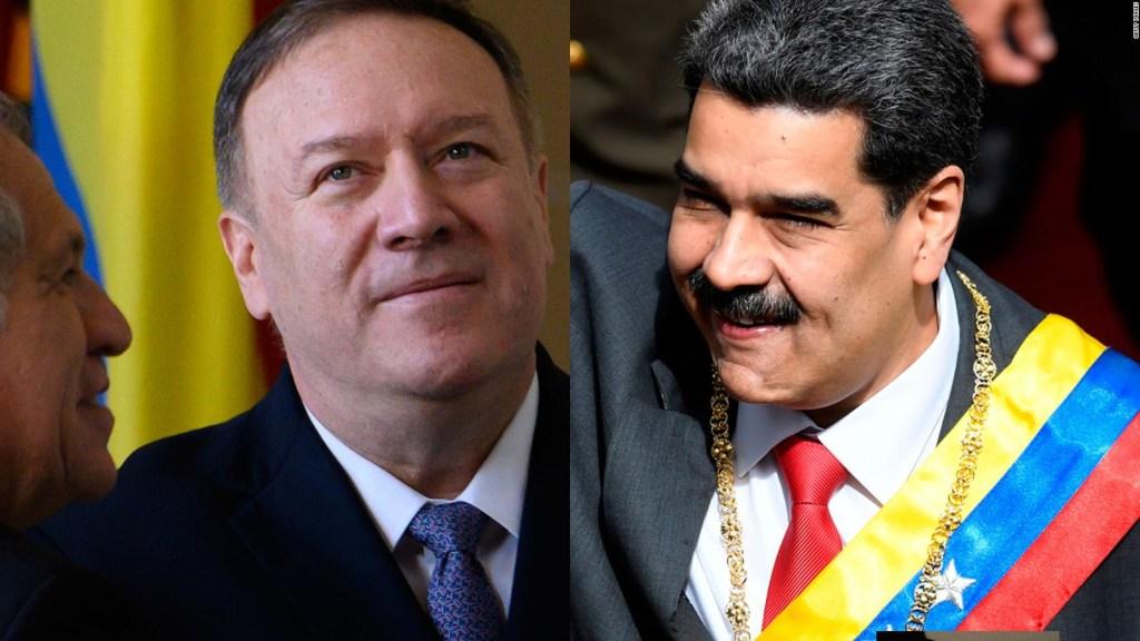 EE.UU. pide adelantar elecciones este año 2020 en Venezuela