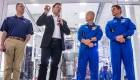 Inminente debut de SpaceX con astronautas