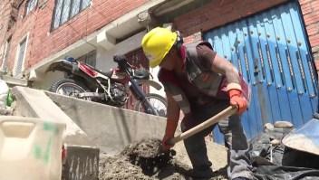Bolivianas construyen cimientos contra la discriminación