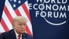 Trump estará en Davos cuando comience juicio en su contra