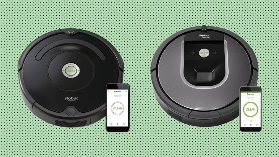 Roomba 670 y 960