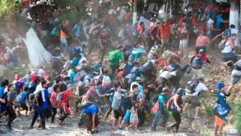 López Obrador quiere dar protección migrantes