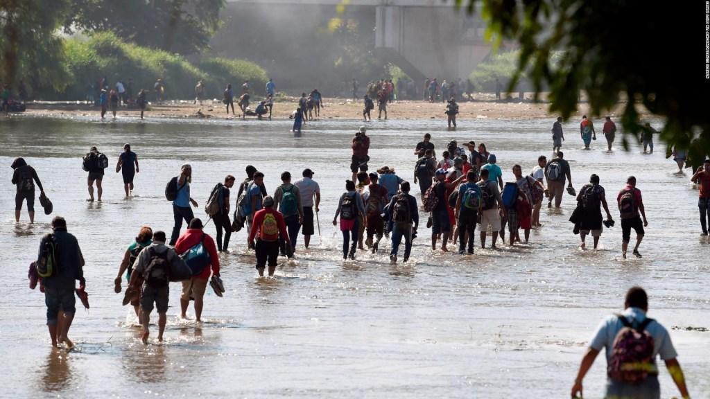 Se refuerza la seguridad en frontera sur de México