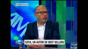 Hugo Coya, uno de los pioneros de CNN en Español