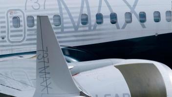 Boeing detiene producción de su avión 737 Max