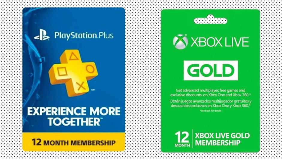 Xbox y Playstation